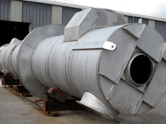 Vppr heat exchanger